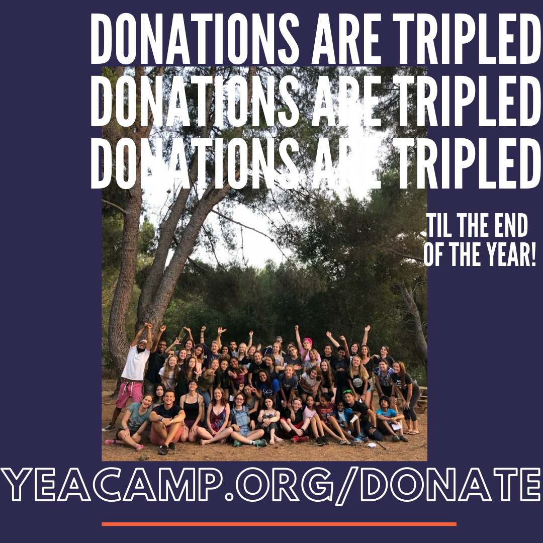 Donations are being tripled til the end of the year!